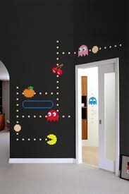 pacman gameroom wall art awesome  on game room wall art ideas with pacman gameroom wall art awesome wonderful wall art pinterest