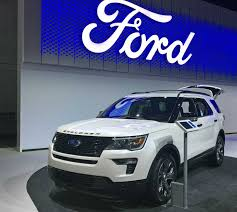 2018 ford explorer sport.  2018 2018 ford explorer offer fordpass technology with ford explorer sport a