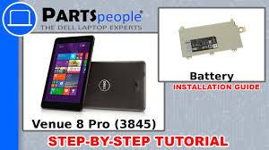 Dell Venue 8 Pro Orange Light Dell Venue 8 Pro 3845 Battery Removal And Installation