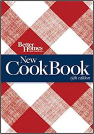 Small Picture Better Homes and Gardens New Cook Book Better Homes and Gardens