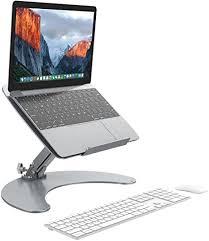 SLYPNOS <b>Laptop Stand</b>, <b>Adjustable Aluminum</b> Notebook Stand ...