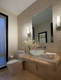 Modern powder room ideas to inspire you on how to decorate your powder room  1