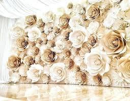 wall flower decoration ideas jaw dropping flower walls wedding decor ideas beauty of wedding umbra wallflower