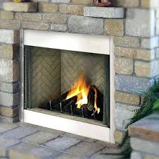 glass gas fireplace outdoor gas fireplaces fireplace gas fireplace glass cleaner menards
