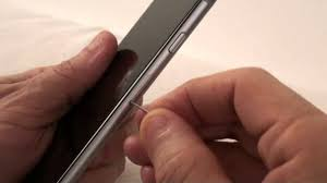 iPhone <b>6</b> - How to Remove and Insert a <b>SIM Card</b> - YouTube