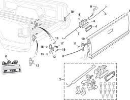 Tailgate & Components | 1994-04 Chevy S101994-04 GMC Sonoma | LMC Truck