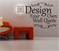 design your own wall e lounge kitchen kids bedroom wall art sticker vinyl decal