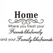 Quotes About Friendship And Family