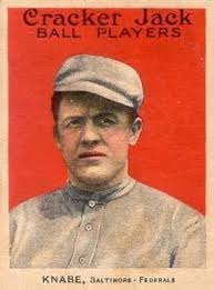 Otto Knabe – Society for American Baseball Research