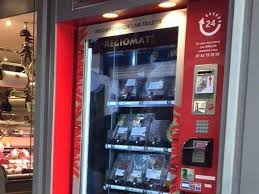 Vending Machine Outlet New French Vending Machine Sells Fancy Meat Business Insider