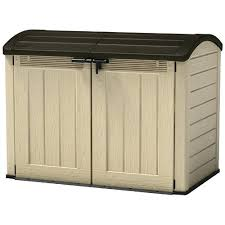 plastic outdoor storage boxes uk it out ultra solutions shed