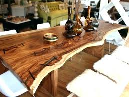 unfinished round dining tables exquisite ideas reclaimed wood table splendid