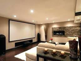 Living Room Home Theater Ideas Ideas Unique Decorating