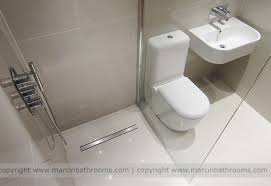 Doorless Shower Designs Teach You How To Go With The FlowSmall Bathroom Wet Room Design
