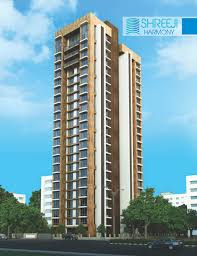 main elevation image 4 of runwal greens unit available at mulund images for elevation of shreeji group mumbai harmony