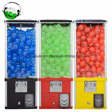 Candy Vending Machine Toy Adorable China Best Quality Toy Capsule Candy Gumball Dispenser Vending