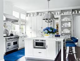 blue and white furniture. 30 Rooms That Showcase Blue-and-White Decor Photos | Architectural Digest Blue And White Furniture N
