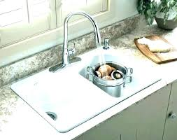enameled cast iron sinks cast iron sink enamel cast iron sinks cast iron sink cleaner with
