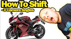 how to shift gears on a motorbike you