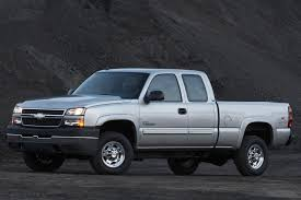 Truck chevy 2007 truck : 2007 Chevrolet Silverado 2500HD Classic - Information and photos ...