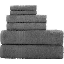 What color towels for beige bathroom Paint Color Mainstays Essential True Colors Bath Towel Collection 6piece Set Walmartcom Mainstays Essential True Colors Bath Towel Collection 6piece Set