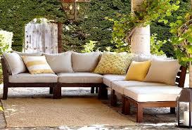 Best Outdoor Furniture Designs for this Season Garden Corner Sofa