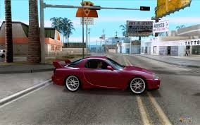Mazda RX7 FD3S Type R Bathurst for GTA San Andreas