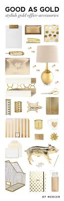 best 25 gold desk accessories ideas on gold office chic cubicle decor and gold office decor