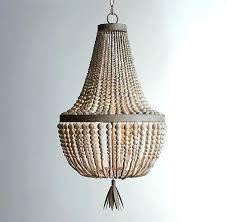 wood bead chandelier world market wood beaded chandelier wood empire chandelier wood beaded chandelier world market