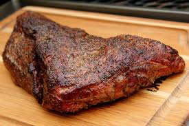Tri Tip Meat Temperature Chart Espresso Brined Tri Tip Smoked With Pecan