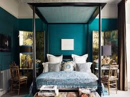 Great Luxury Blue Bedroom Wall Paint Color