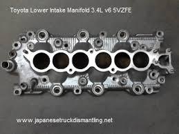 17101 62020 toyota lower intake manifold 3 4l v6 5vzfe lower intake manifold