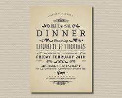 wedding invitation ideas invitation to a dinner party wording