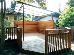 deck privacy panels deck privacy privacy screen for patio deck privacy screen patio cover with privacy