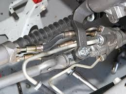 ford mustangs installing power steering hoses mustang monthly ford mustangs installing power steering hoses mustang monthly magazine