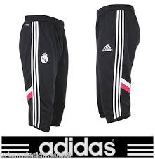 adidas 4 3. real #madrid adidas mens training #football 3/4 bottoms shorts condivo #track 4 3 o