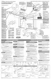 stanley garage doorGarage Doors  Chamberlain Garage Door Opener Manual Pdf Doors