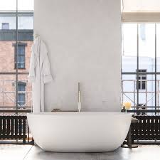 61 barnet freestanding bathtub
