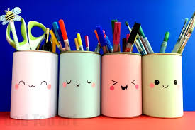 Your Kawaii Pencil Holders are finished!!