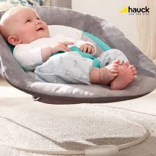 hauck alpha bouncer 2 in 1 hearts grey 2018 large image 7