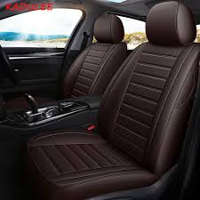 kadulee custom leather car seat cover for dodge caliber avenger journey challenger auto accessories car seats styling