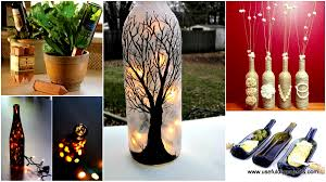 Diy Wine Bottle Projects 26 Highly Creative Wine Bottle Diy Projects To Pursue