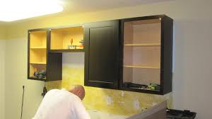 how to mount kitchen cabinets installing kitchen cabinets img  copyjpg installing kitchen cabinets