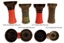 Tangiers Phunnel Bowl Size Chart