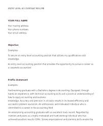 accoutant resumes accountant resume example dotdev pro