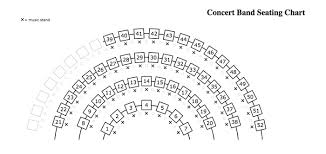 Band Seating Chart Generator Magdalene Project Org