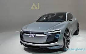 2018 audi elaine.  Audi Audi Elaine And Aicon Concept Cars Taking Autonomy To Level 4 5 On 2018 Audi Elaine
