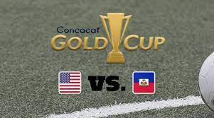 United States vs. Haiti: Concacaf Gold ...