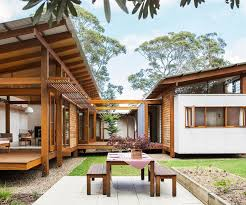 A well-travelled couple has combined Japanese and European design  influences in a coastal NSW