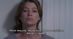 Grey's Anatomy Love Quotes New 48 Meredith Grey Quotes From 'Grey's Anatomy' To Live By Moviefone